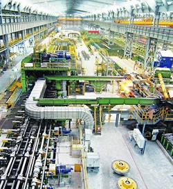Tenaris invests $7 million to re-activate its steel line