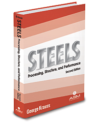 Steels Processing Structure And Performance Second Edition Asm International