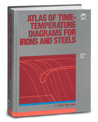 atlas of time temperature diagrams for irons and steels pdf