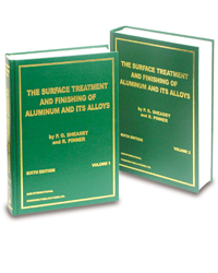 The Surface Treatment and Finishing of Aluminum and Its