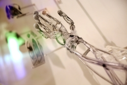 3D printed arm looks like sci-fi movie prop - ASM International