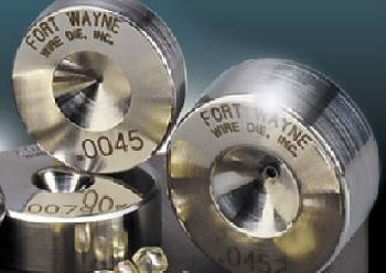Wire Drawing Die Materials - Fort Wayne Chapter